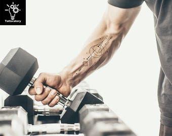 Forearm tattoo | Etsy