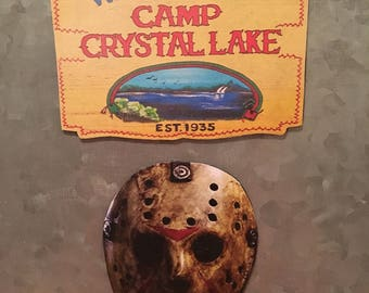 Friday the 13th Magnets