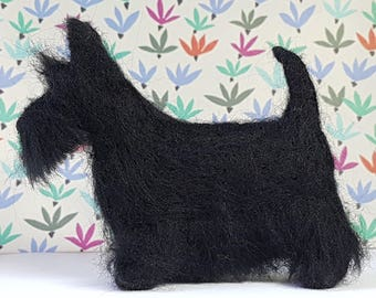 Needle Felt Dog, Needle Felted Dog, Made to order Dog, Keepsake, Pet Memorial, Dog ornament, Felted dog, Christmas gift, Birthday gift,