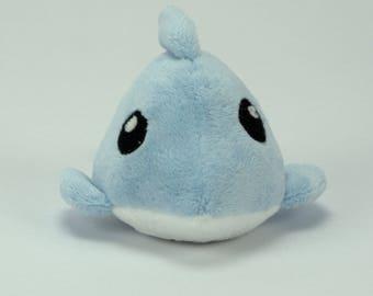 Light Blue Dolphin