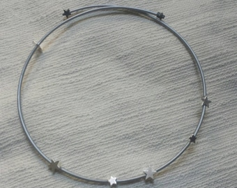 Isotta-Single size chokers with customizable parts