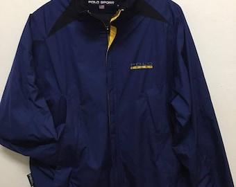 SALE 15% Vintage 90s Polo Sport Ralph Lauren Jacket Size M