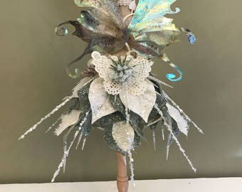 """Fairy Dress Couture  """"Crystal """""""