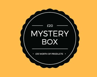 mystery pamper box, saver bundle, bath and body gift set, soap and bath bomb box, pamper box