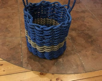 Lobster Trap Rope Basket