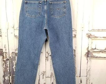 Tommy Hilfiger Jeans Mom Jeans  Highwaisted Jeans Medium 29