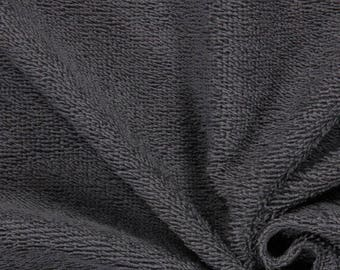 Terry fabric for bib 6/18 months - 26cm x 34cm