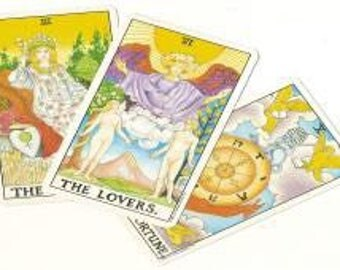 3 Question Same Day Tarot Reading
