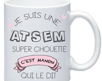 Mug personalized name - #2 year end gift idea?
