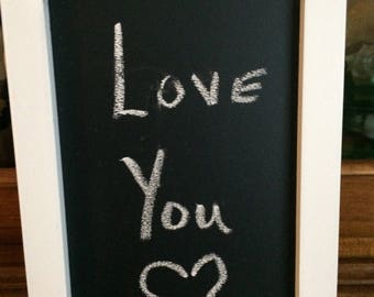 Framed Chalkboards Various sizes.  Weddings, Catering, Party, Kitchen, Desk, Office, Gift