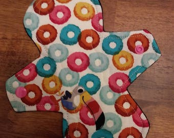 "8"" Fruit Loops Cloth Pad"