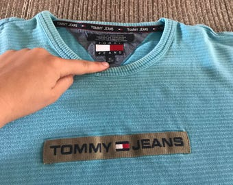 Vintage Tommy Jeans Tee Shirt