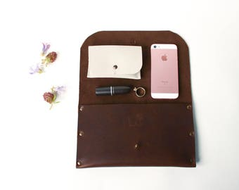 leather clutch - leather purse - leather wallet - leather clutch purse - leather clutch wallet - leather clutch bag - leather bags women -