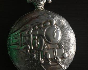 Pocket watch, Vintage Souvenir, Vintage pocket watch, Antique pocket watch, Clock with lid, Clock, Men accessories