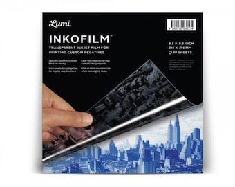 Inkofilm Transparent Inkjet Film for Printing