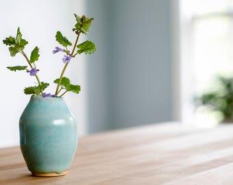 Bud Vase - Ceramic Bud Vase - Handmade Bud Vase - Ceramic Flower Vase - Small Vase