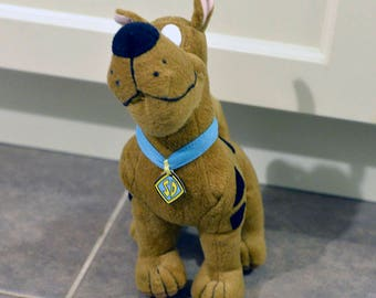 Vintage Scooby Doo Plush Dog