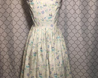 Women's Peter Pan dress