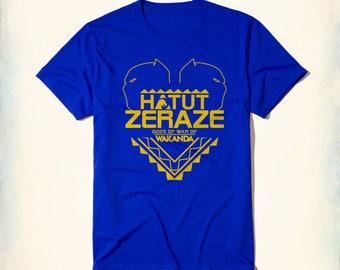 Hatut Zeraze - Black Panther T-shirt