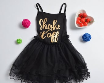 Shake It Off Leotard Tutu