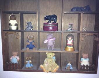Miniature Bear Figurines