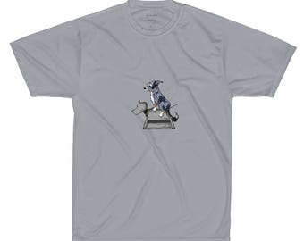 Doctor Who Aussie K9 Performance T-Shirt