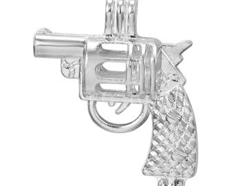Gun Pearl Cage