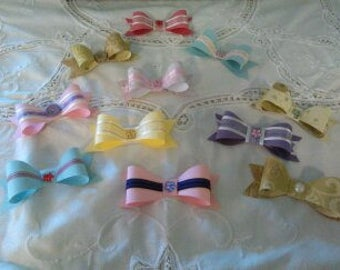 Peel and stick Bow Ties