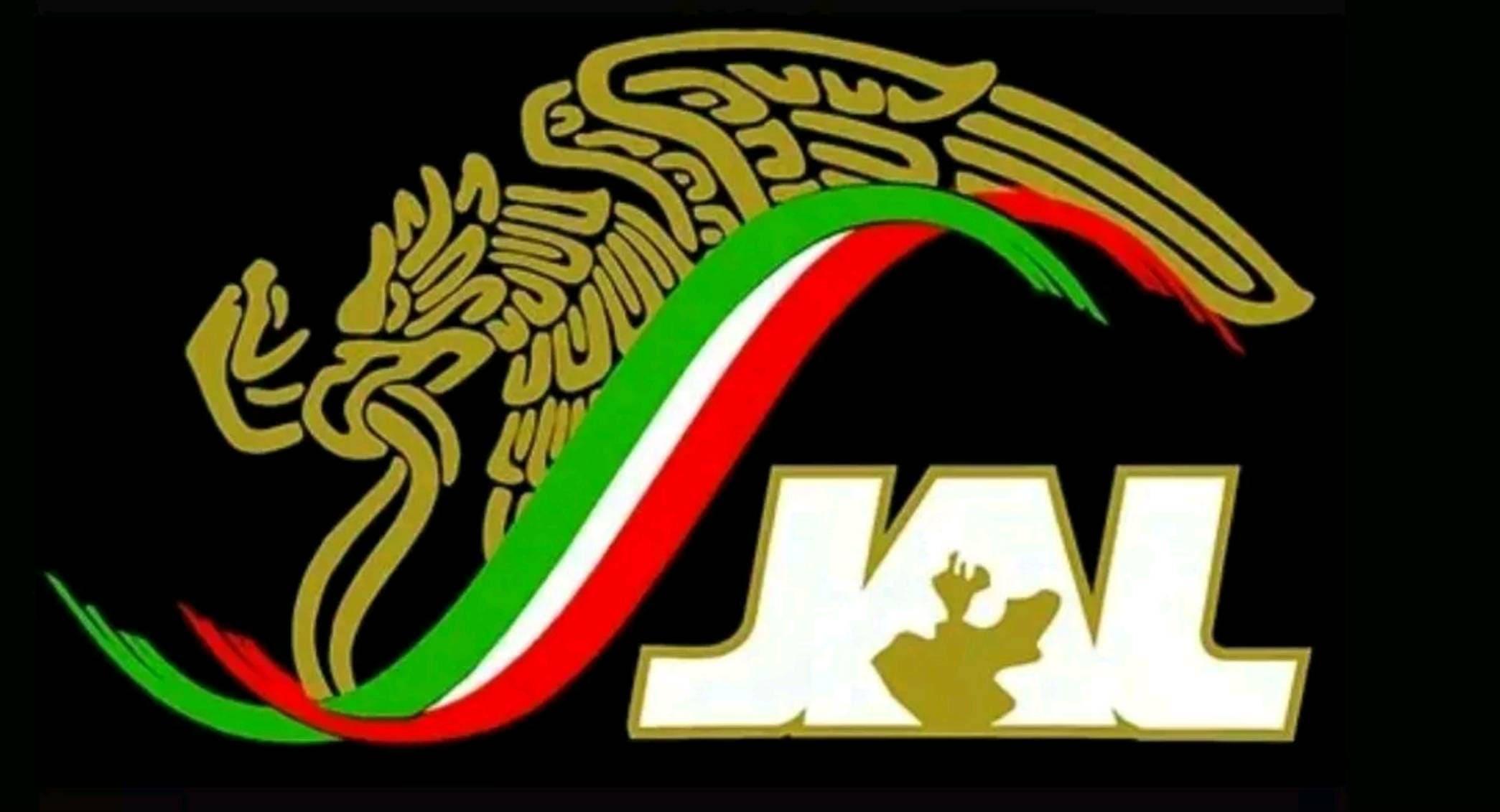 Gobierno Aguila De Mexico JALISCO JAL Vinyl Sticker Decal
