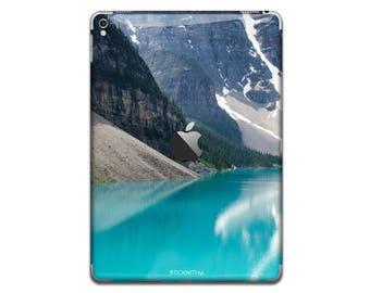Nature mountain iPad Skin Sticker forest iPad Case lake iPad Decal iPad Cover landscape iPad Sticker iPad Air iPad Pro 9.7 12.9 IPA277