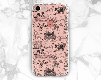 mickey mouse galaxy s8 clear case iphone 7 plus case iphone 7 case galaxy s8 plus mickey iphone 6s plus case disney iphone case iphone 6s