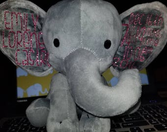 Custom Birth Elephant
