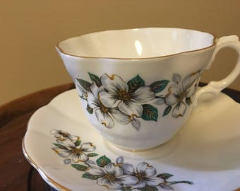 Enco National Bone China Cup and Saucer