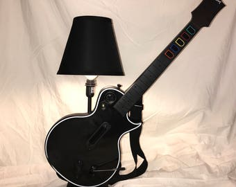 Guitar Hero Lamp
