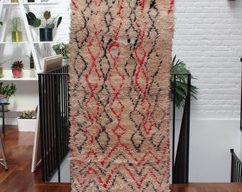 Azilal Vintage Moroccan Rug