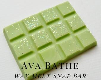 Soy Wax Melts, Ava Bathe, Scented Wax Tart, Soy Wax, Home Fragrance,