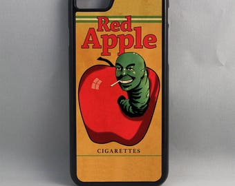 Red Apple Pulp Fiction iPhone case