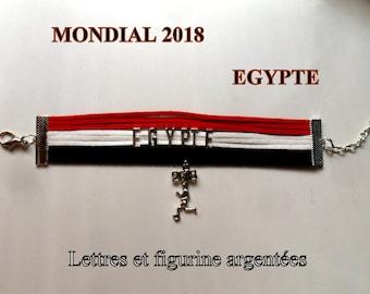Global 2018 Egypt bracelet soccer World Cup