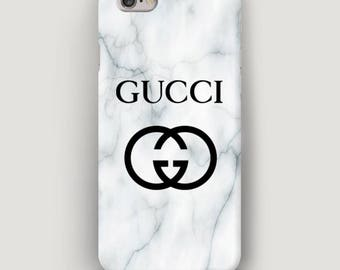 Grey Marble Phone Case, iPhone 7 Marble Case, Gucci iPhone 6 Case, Gucci Case for iPhone 6 Plus, Gucci Cover, Gucci iPhone 5S Case