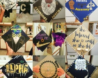 Custom Graduation Caps