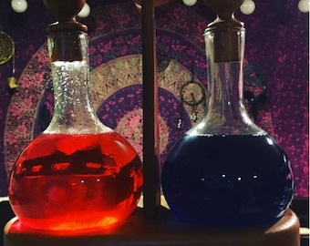 Health and Mana Potions (both)