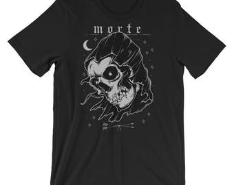 Morte Short-Sleeve Unisex T-Shirt