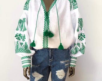 Very popular embroidered blouses! FREE SHIPPING !