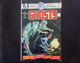 Ghosts #41 D.C. Comics 1975