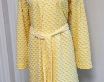 Kimono Bathrobe - Housecoat - Sleepwear - Loungewear - Pajamas - Bathrobes - Hospital gown - Gift for her-Lingerie