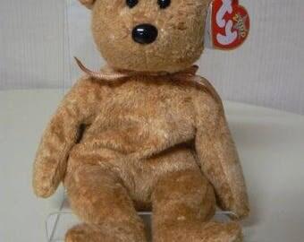 Rare Beanie Baby Cashew the Bear
