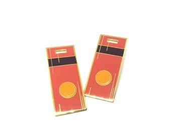 Bath token pin - studio ghibli - studio ghibli pins - ghibli pins - spirited away - spirited away pins