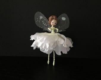 uniquefairyboutique, flower fairy, colourful fairy, uniquefairyboutique, gift for her, keepsake, for all occasions, unique, special, one off