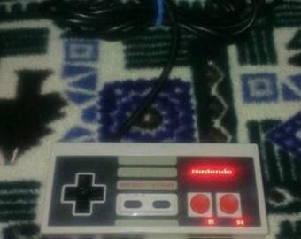 Light up LED NES Controller Original Nintendo Control Joystick Game Video Pad Custom Mod Modified