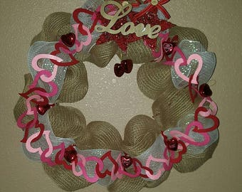 Valentines Wreath*** SOLD OUT**